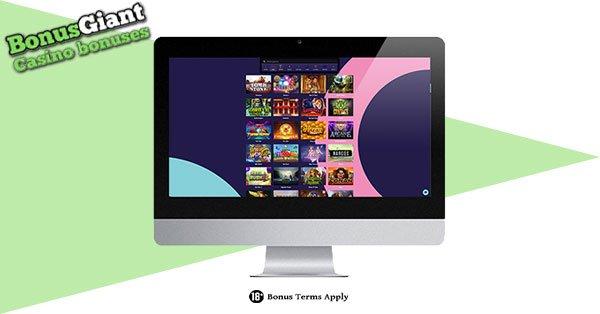 Gambola Casino Desktop