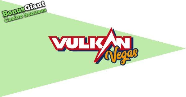 Vulkan Vegas Casino Logo