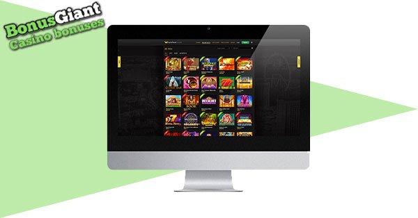Winfest Casino Desktop