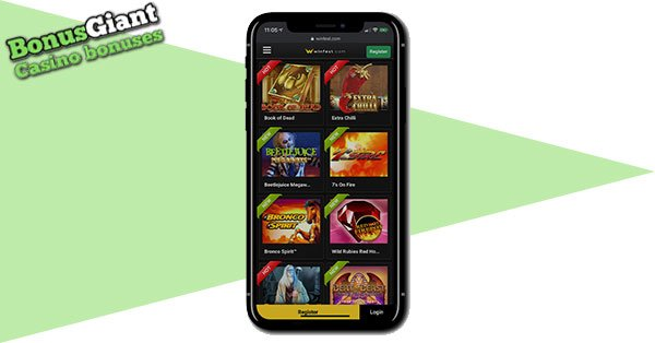 Winfest Casino Mobile