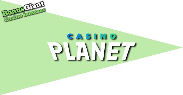Logo Planet Kasino BARU