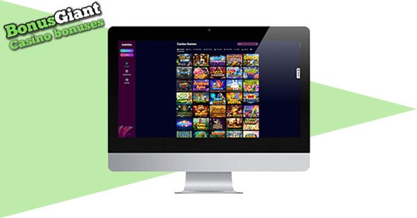Kahuna Casino desktop play
