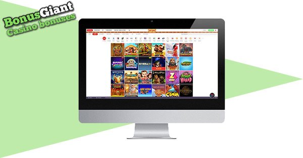 Slot Wolf Casino desktop