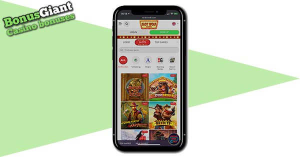 Slot Wolf Casino Mobile