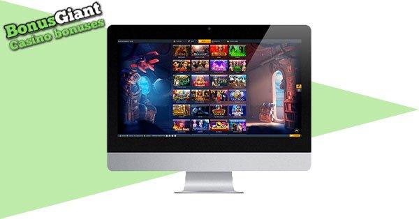 ZigZag777 Casino Desktop screenshot