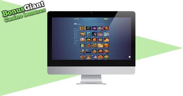Casinoin Desktop Casino