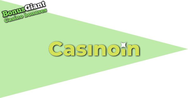 Casinoin Logo banner
