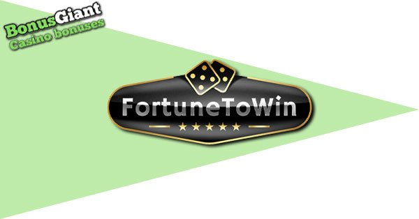 Logo FortuneToWin Casino