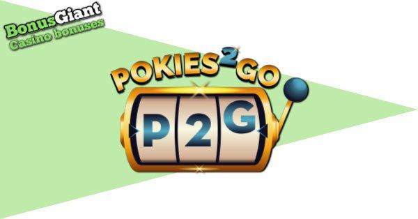 Pokies2Go Casino Logo