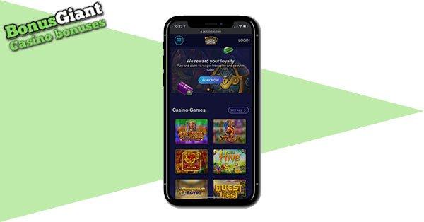 Pokies2Go Casino on Mobile