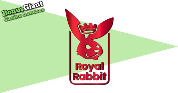 Royal Rabbit Casino Banner logo