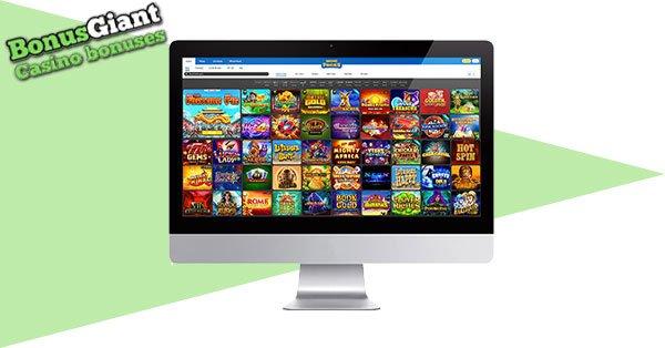 House of Pokies Desktop Play