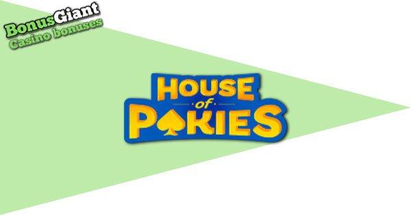 Logo House of Pokies