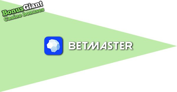 Betmaster Casino Logo Banner