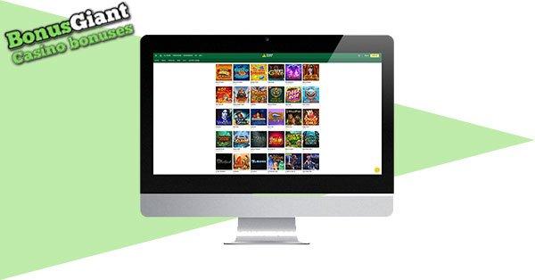 Desktop Kasino Mason Slots