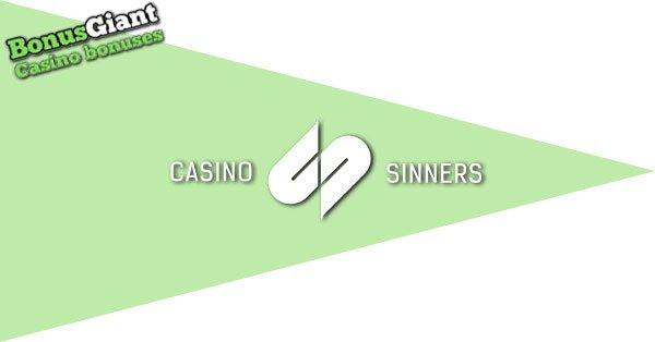 Logo Casino Sinners