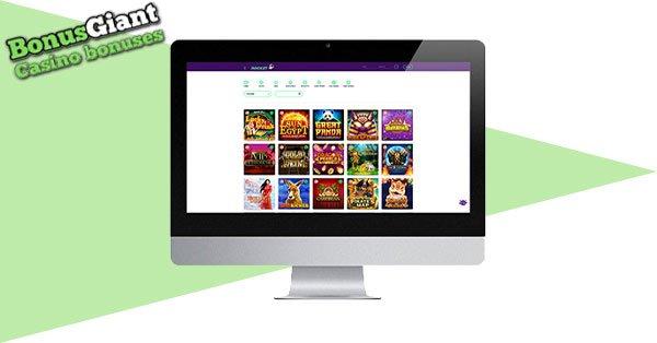 Lobi Desktop Kasino Roket
