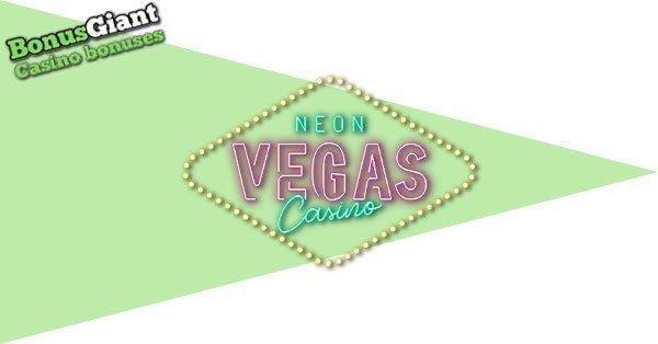 Logo Kasino NeonVegas