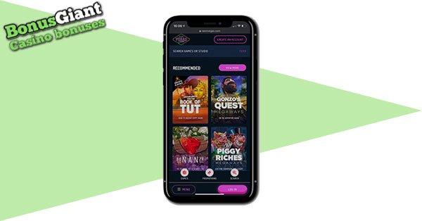 NeonVegas Casino Mobile Slots