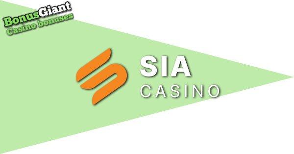 SIA Casino Logo