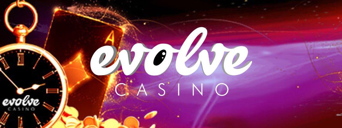 evolve casino