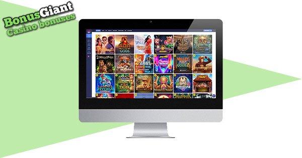 Slot Desktop Kasino InstantPay