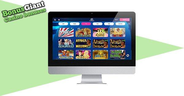 Desktop Kasino Atlantis