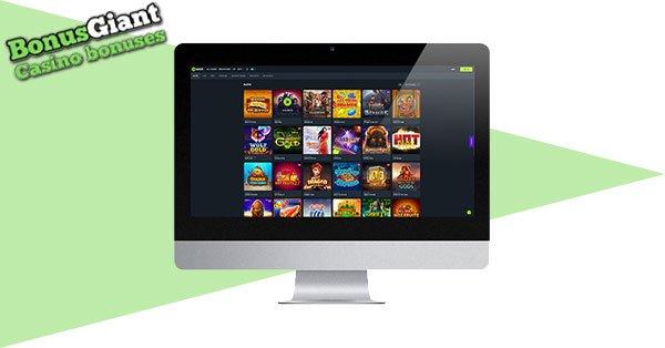 Desktop Kasino Gslot