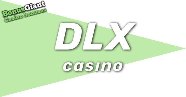 DLX Casino Logo