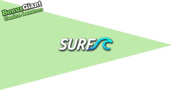 Surf Casino Bonus logo