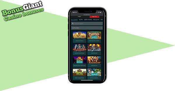 Casino4U Mobile Casino