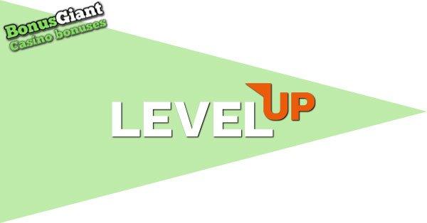 Level Up Casino Logo