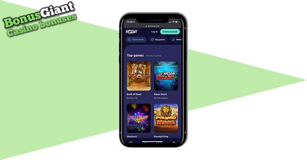 Spin Away Mobile Casino
