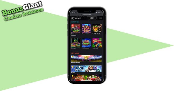 Casino Extreme Mobile