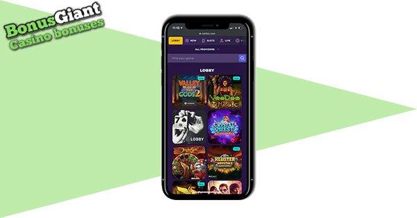 Casitsu Casino Mobile