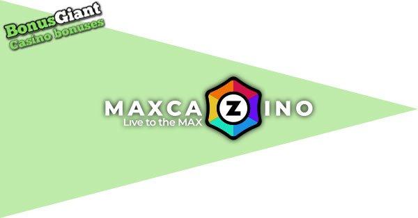 Logo MaxCazino