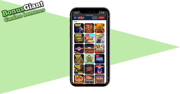 PlayToro Casino Mobile