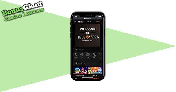 TeleVega Casino Mobile