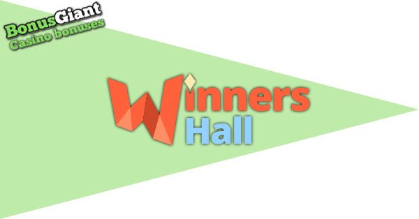 Logo Winners Hall Casino