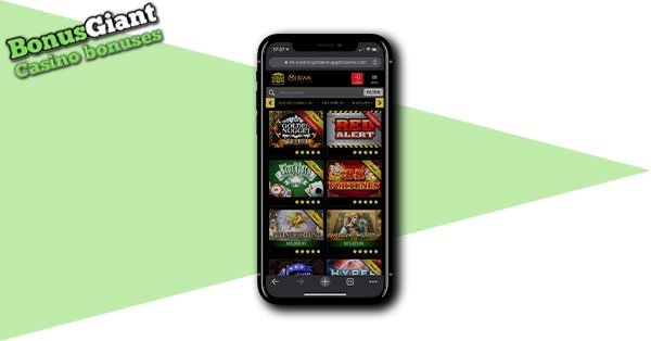 Golden Nugget Casino Mobile BG