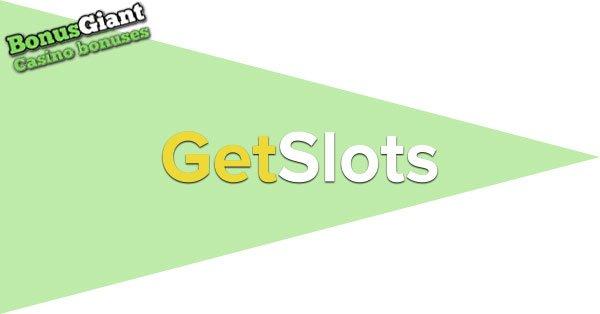 Logo GetSlots Casino