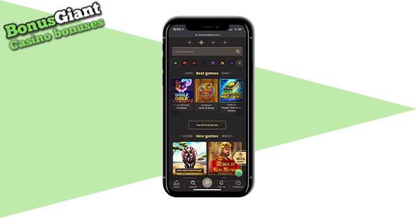 National Casino mobile