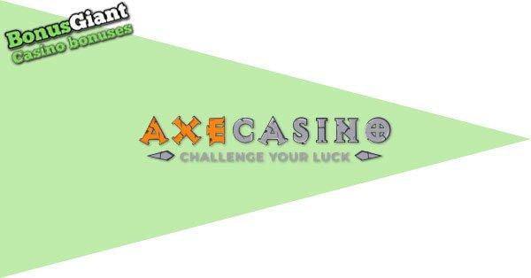 Axe Casino logo