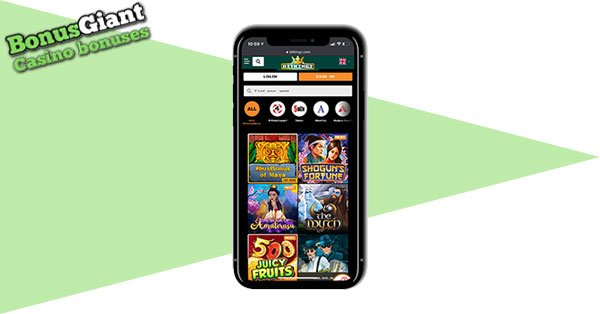 Bitkingz Casino Mobile play