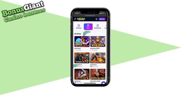 Cocos Casino Mobile Games