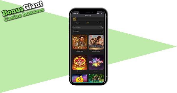 Loki Casino mobile friendly