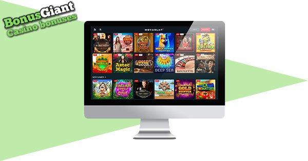 Megaslot Casino Desktop