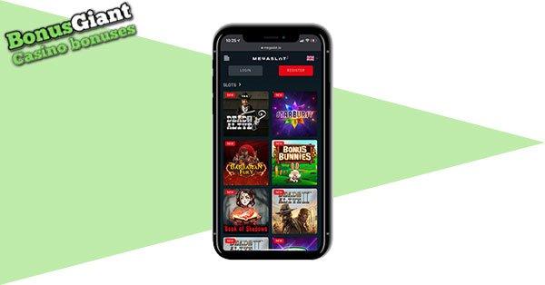 Megaslot Casino Mobile