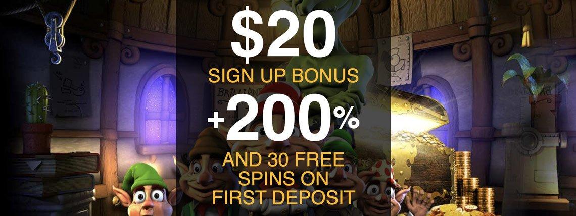7reels 20 no deposit