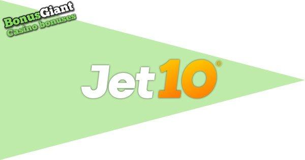 Jet10 Casino Logo